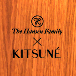 Gesa Hansen meets Kitsuné at Barneys' NYC