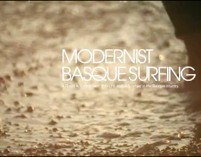Modernist Basque Surfing