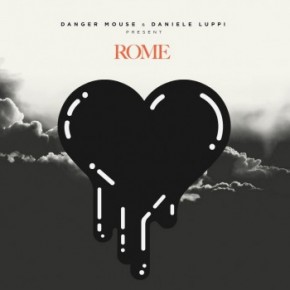 Danger Mouse + Daniele Luppi + Norah Jones + Jack White = ROME