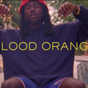 Blood Orange (presque) aux nues
